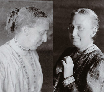 Frances and Mary Allen