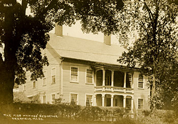 Home of Margaret Whiting